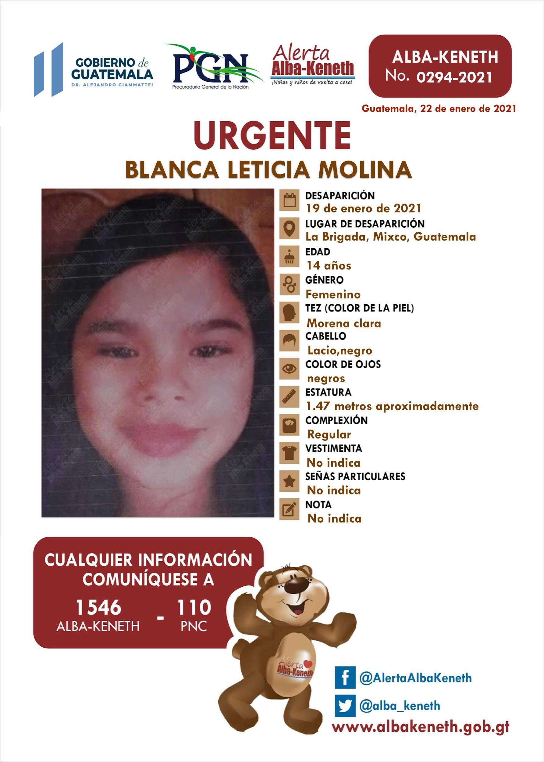 Blanca Leticia Molina