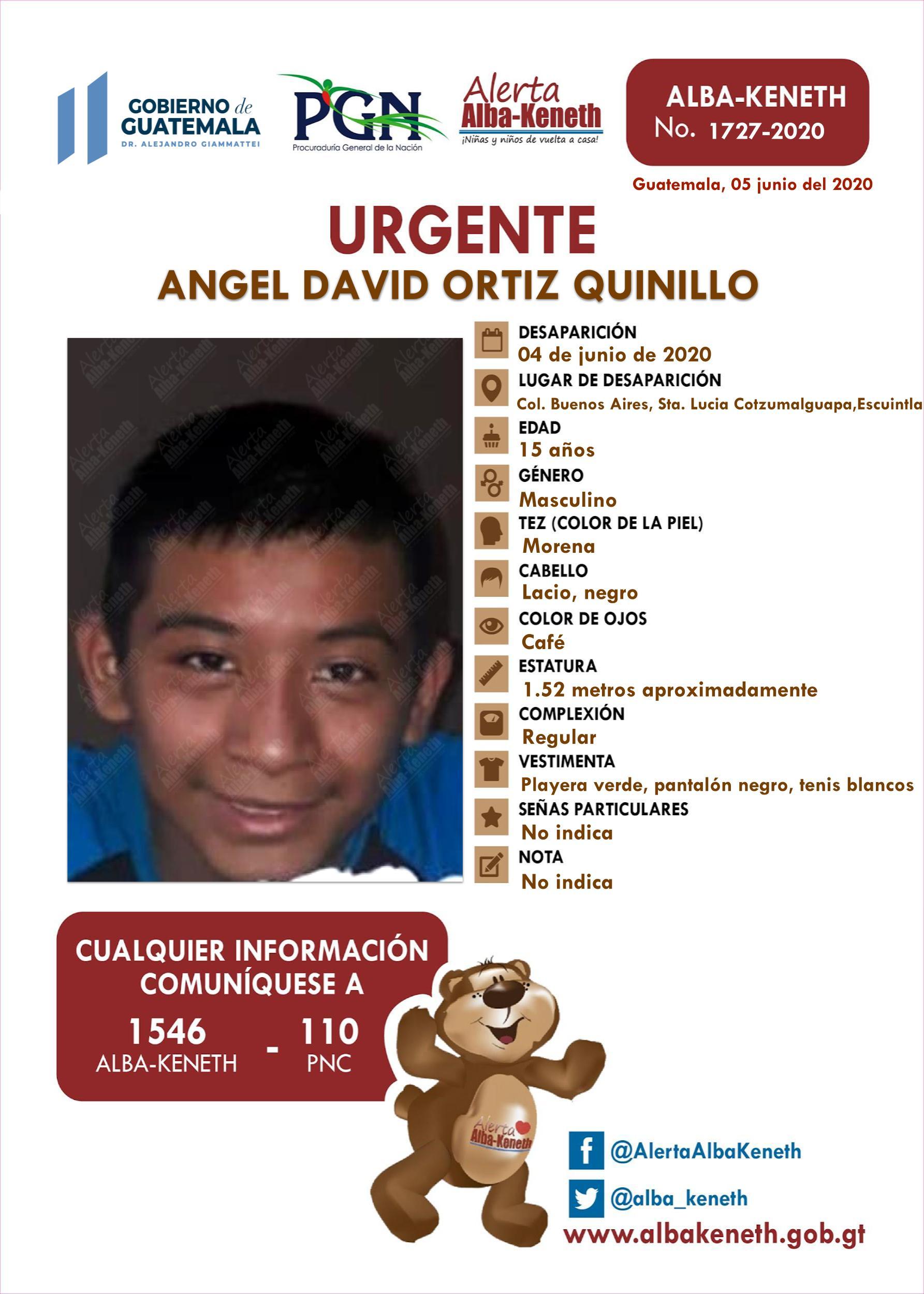 Angel David Ortiz Quinillo