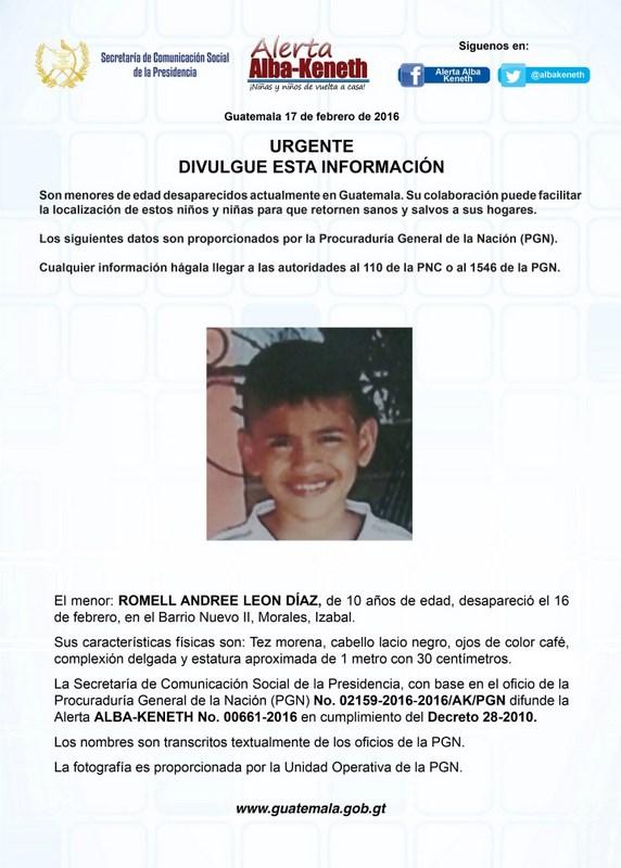 Romell Andree Leon Díaz