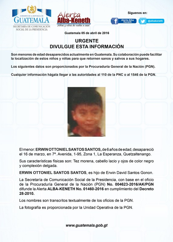 Erwin Ottoniel Santos Santos