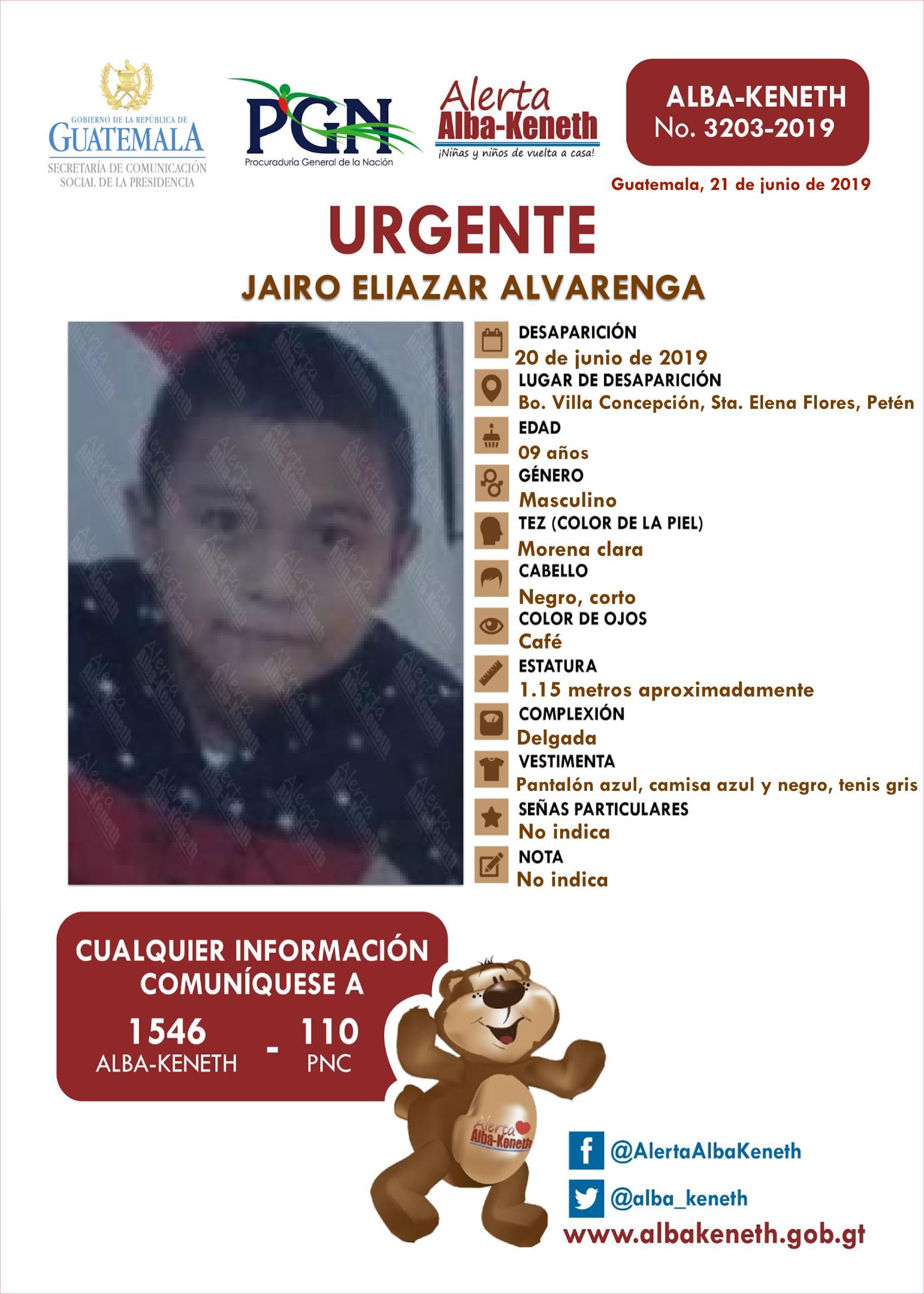 Jairo Eliazar Alvarenga