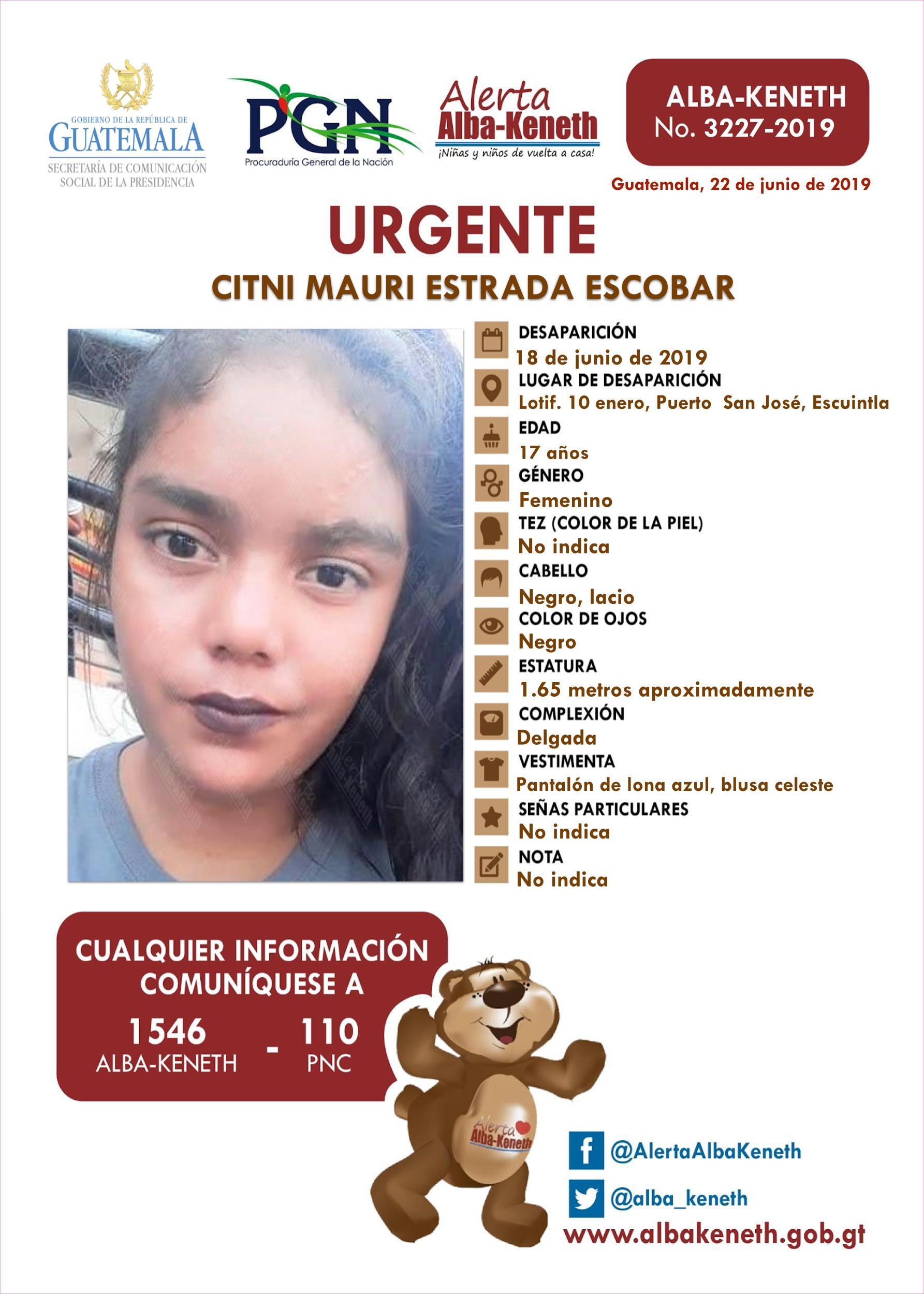 Citni Mauri Estrada Escobar