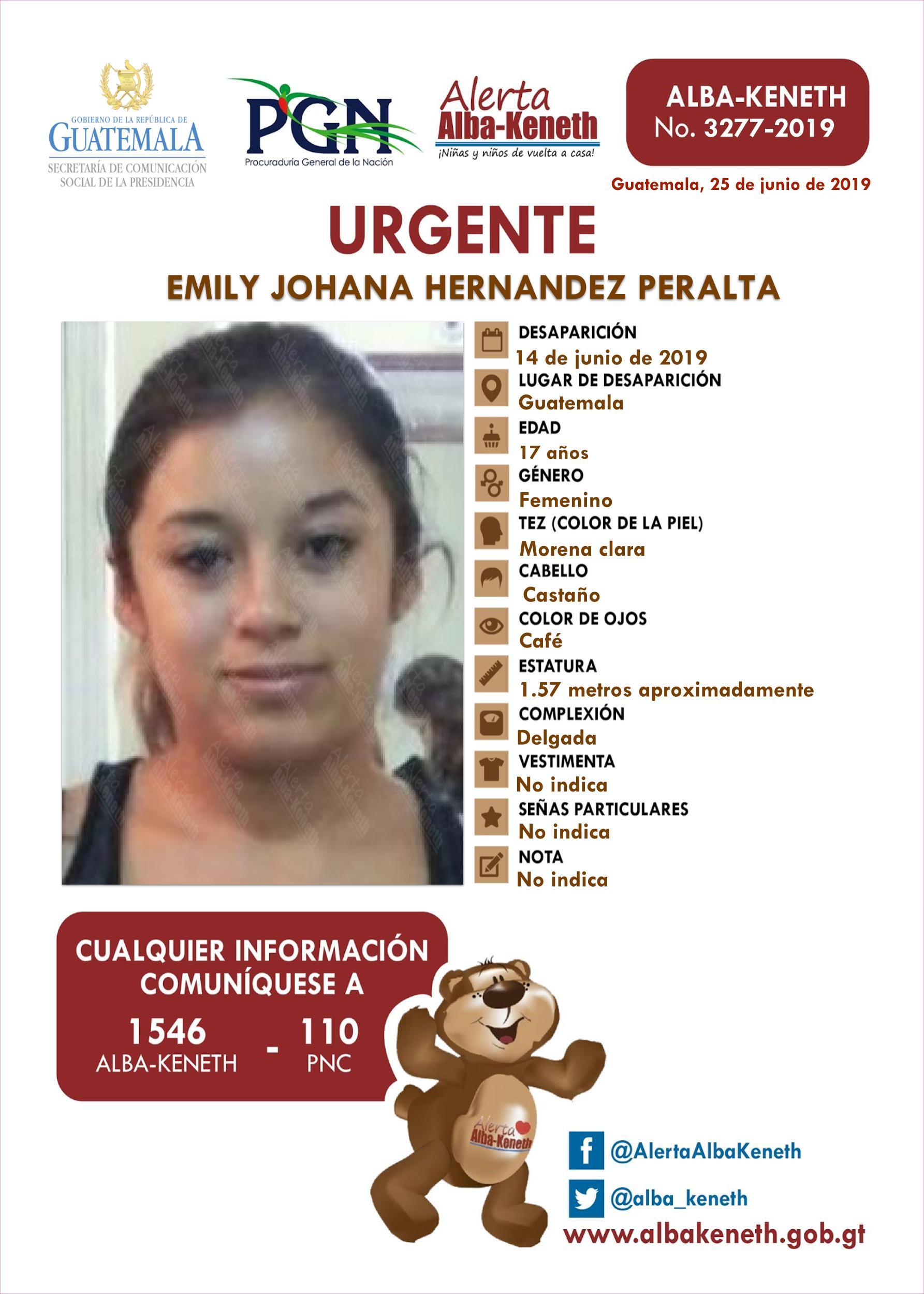 Emily Johana Hernandez Peralta
