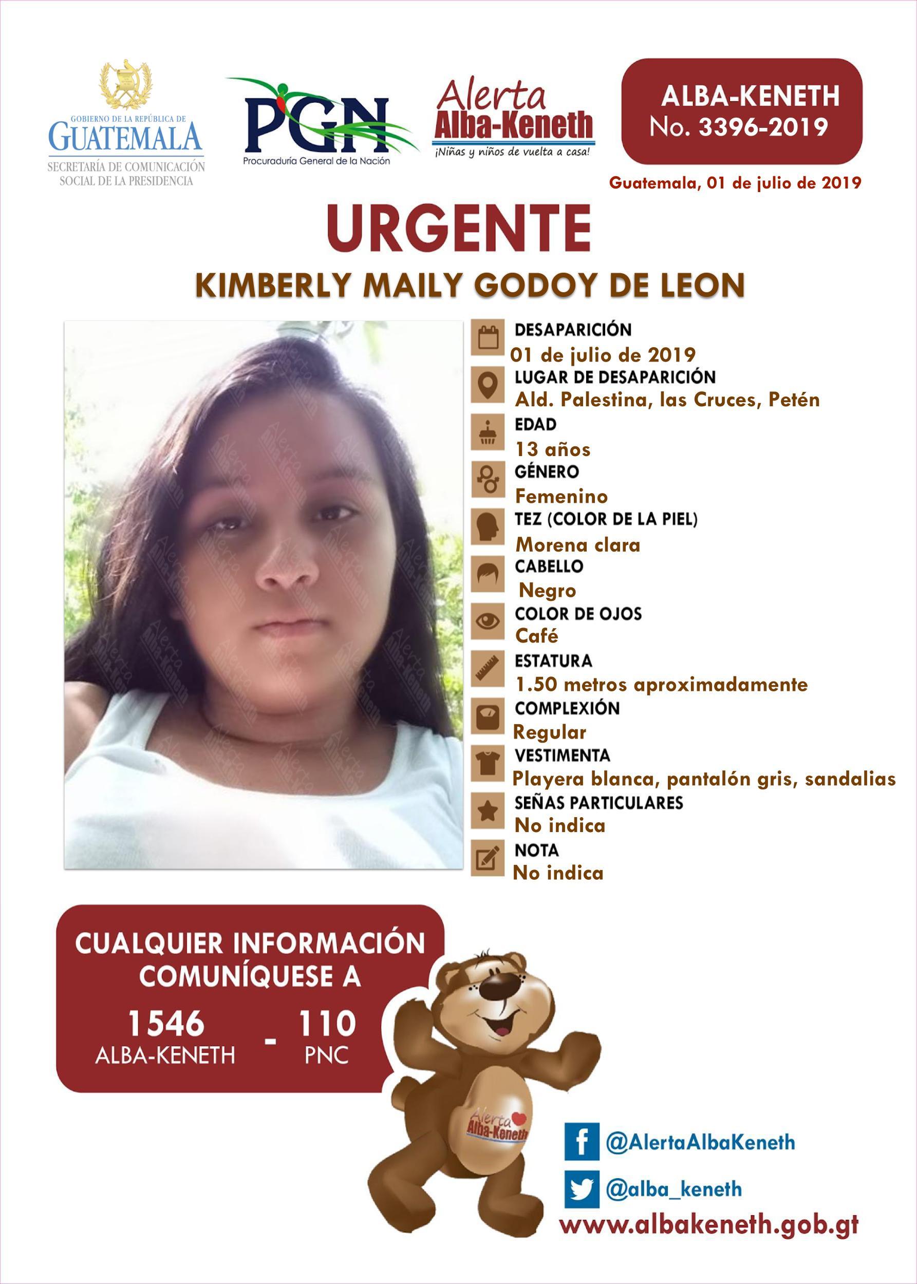 Kimberly Maily Godoy de Leon