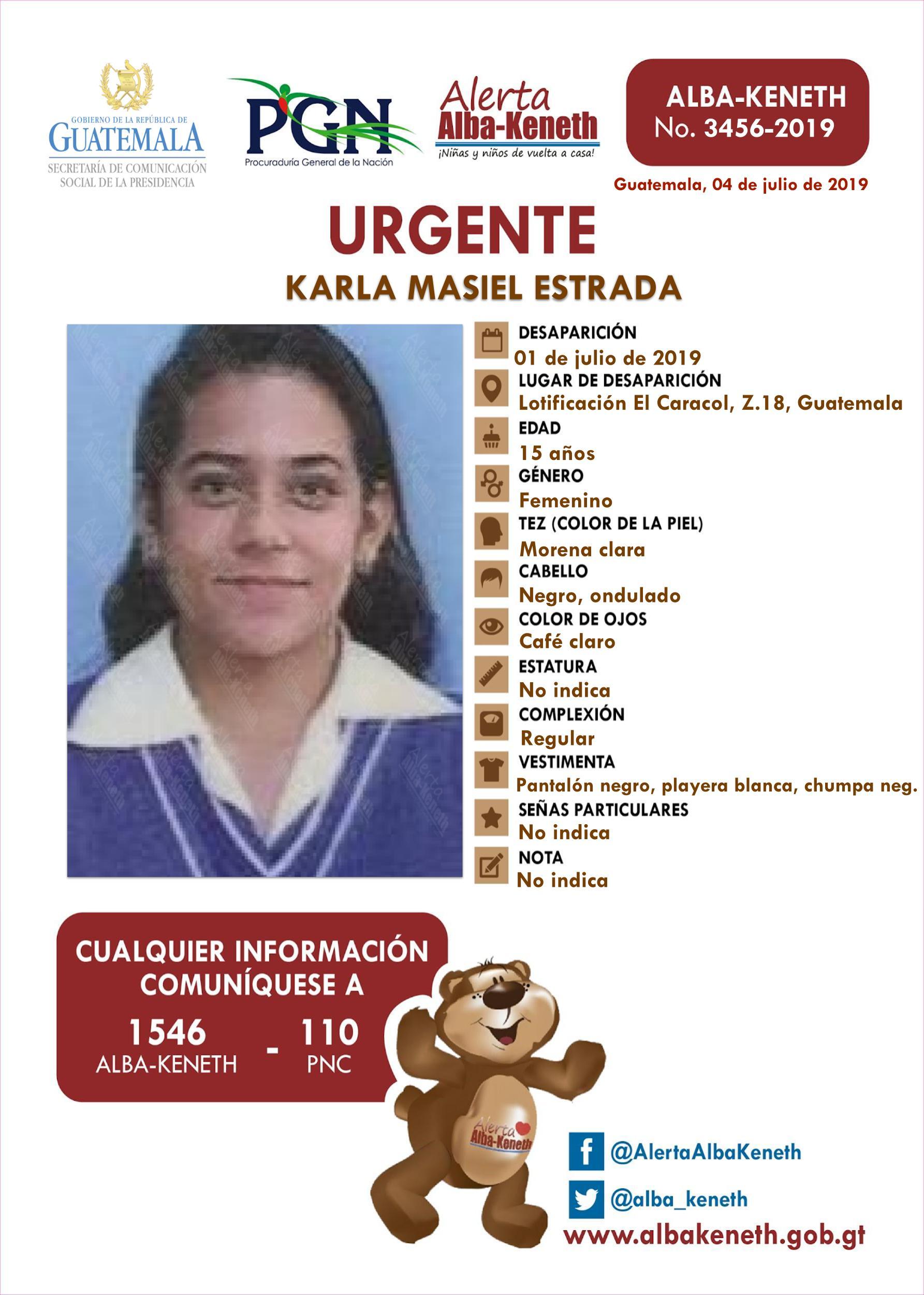 Karla Masiel Estrada