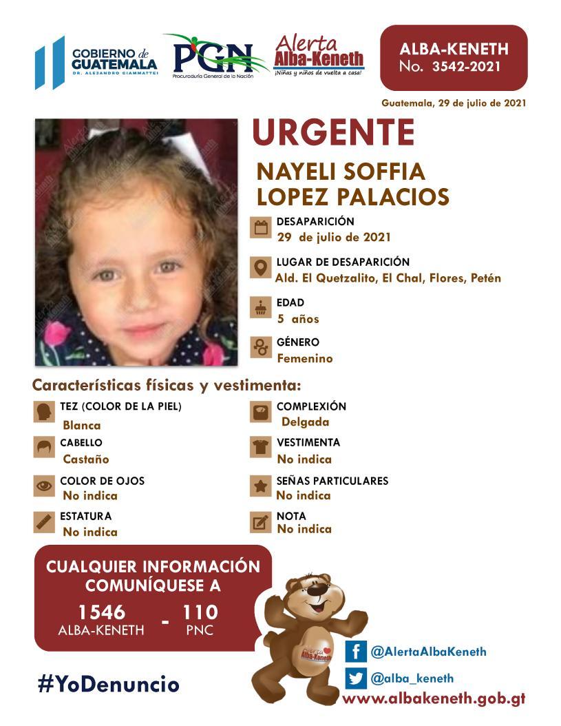 Nayeli Soffia Lopez Palacios