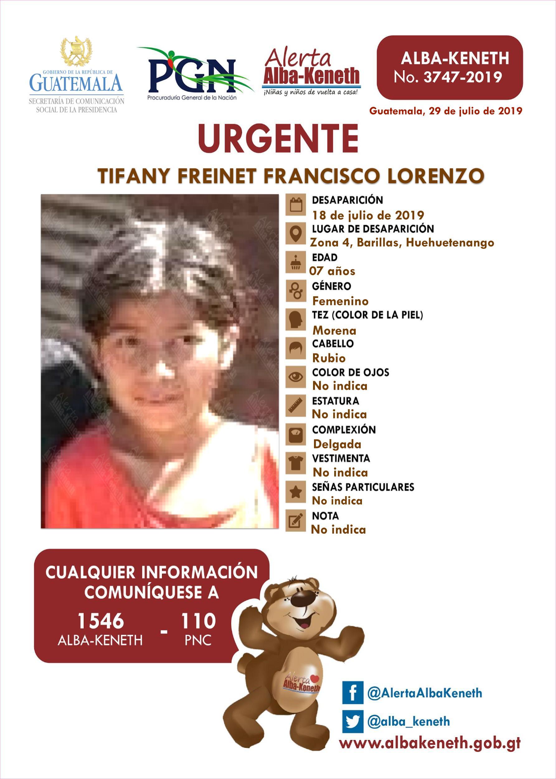 Tifany Freinet Francisco Lorenzo