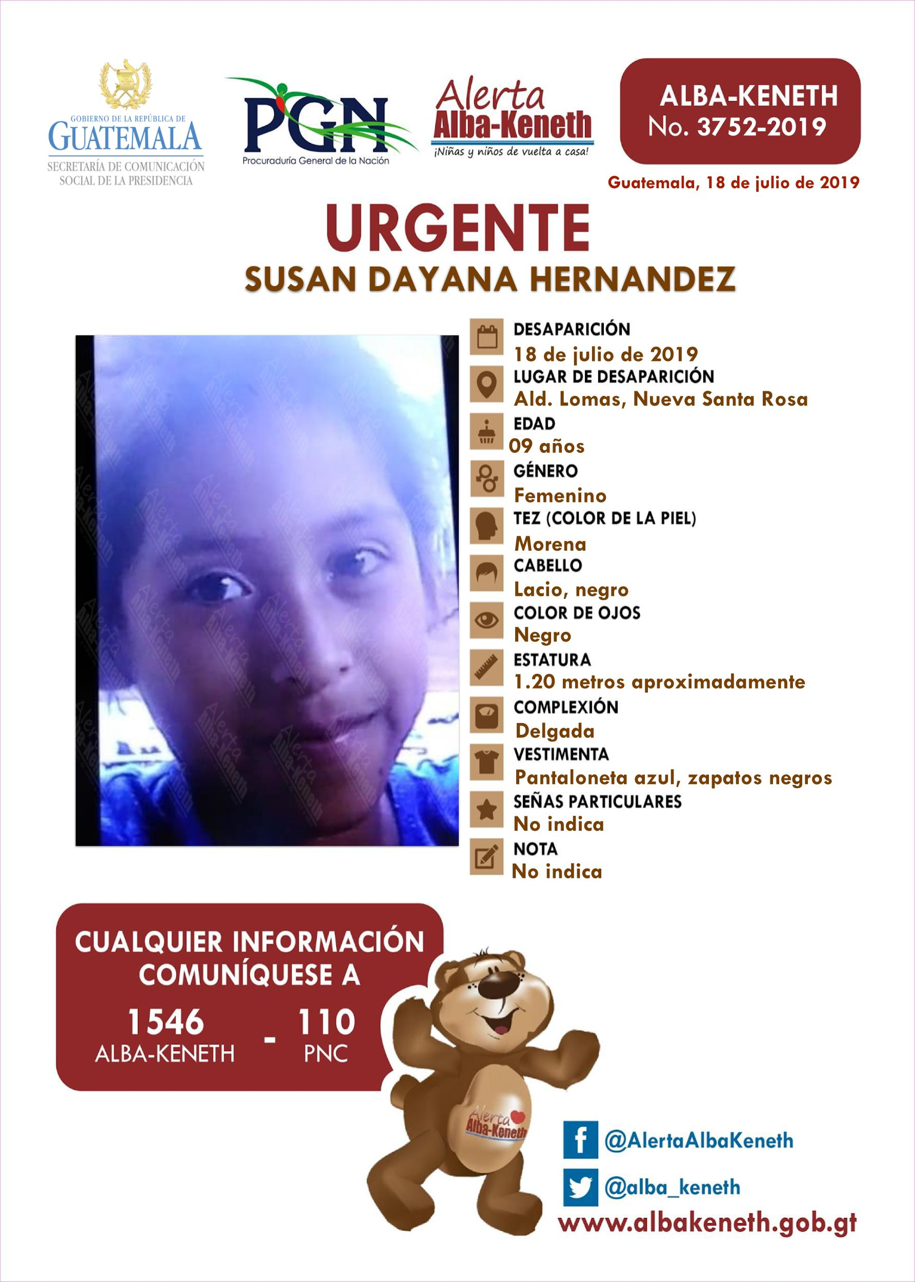 Susan Dayana Hernandez