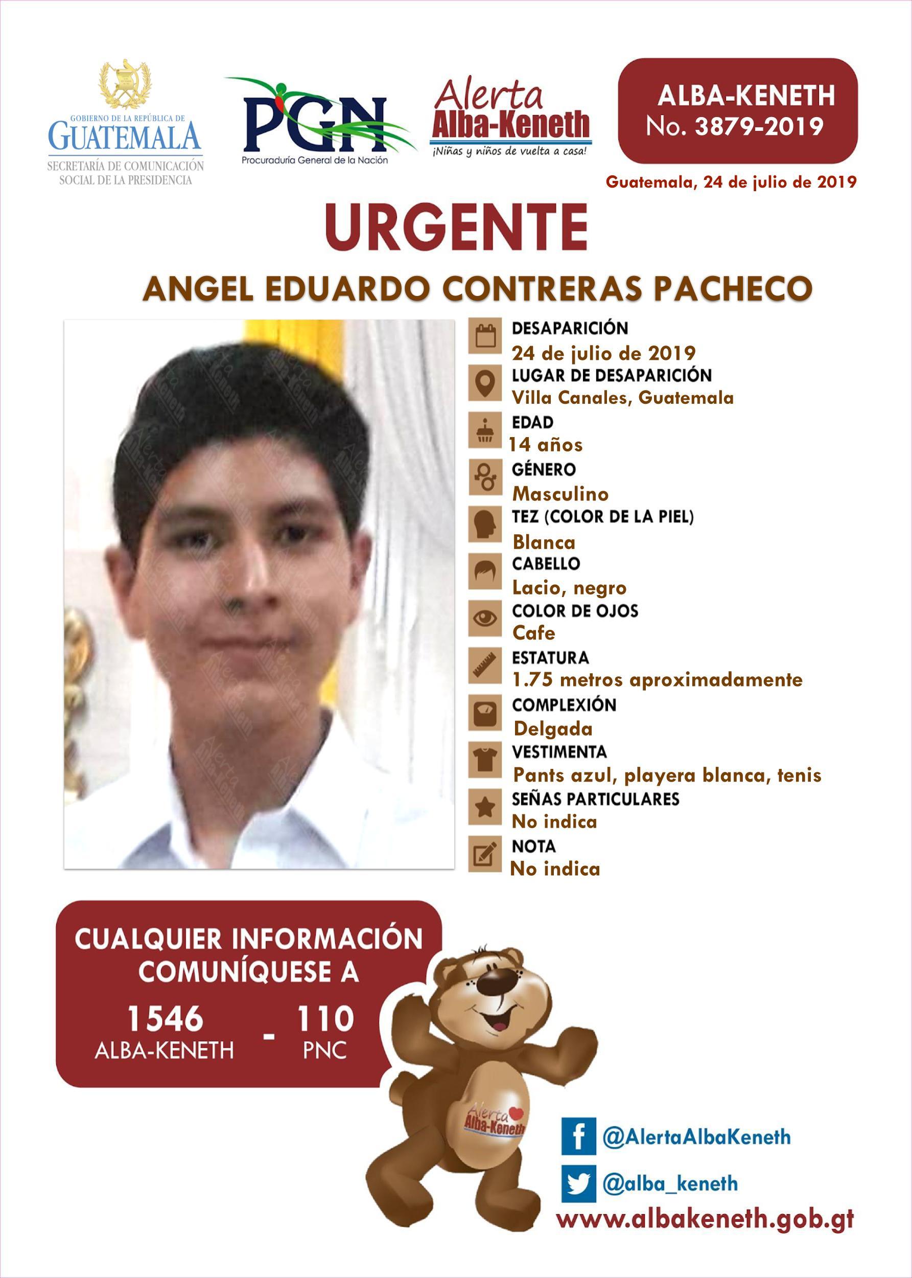 Angel Eduardo Contreras Pacheco