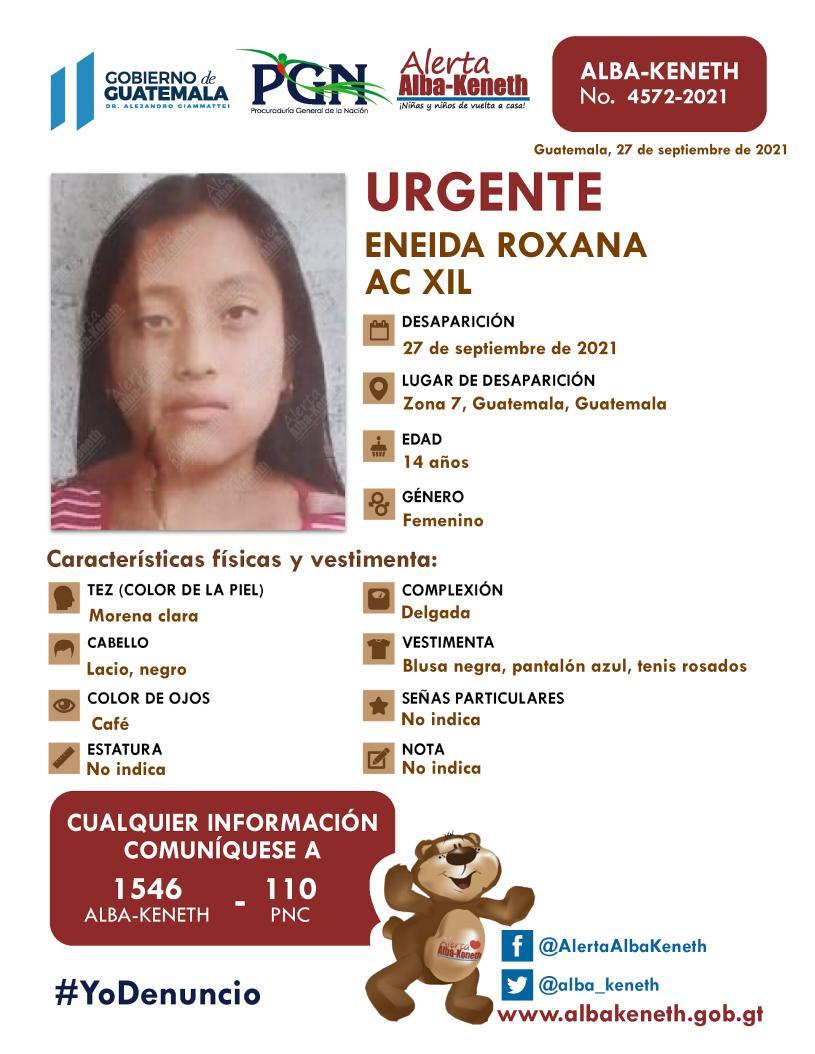 Eneida Roxana Ac Xil