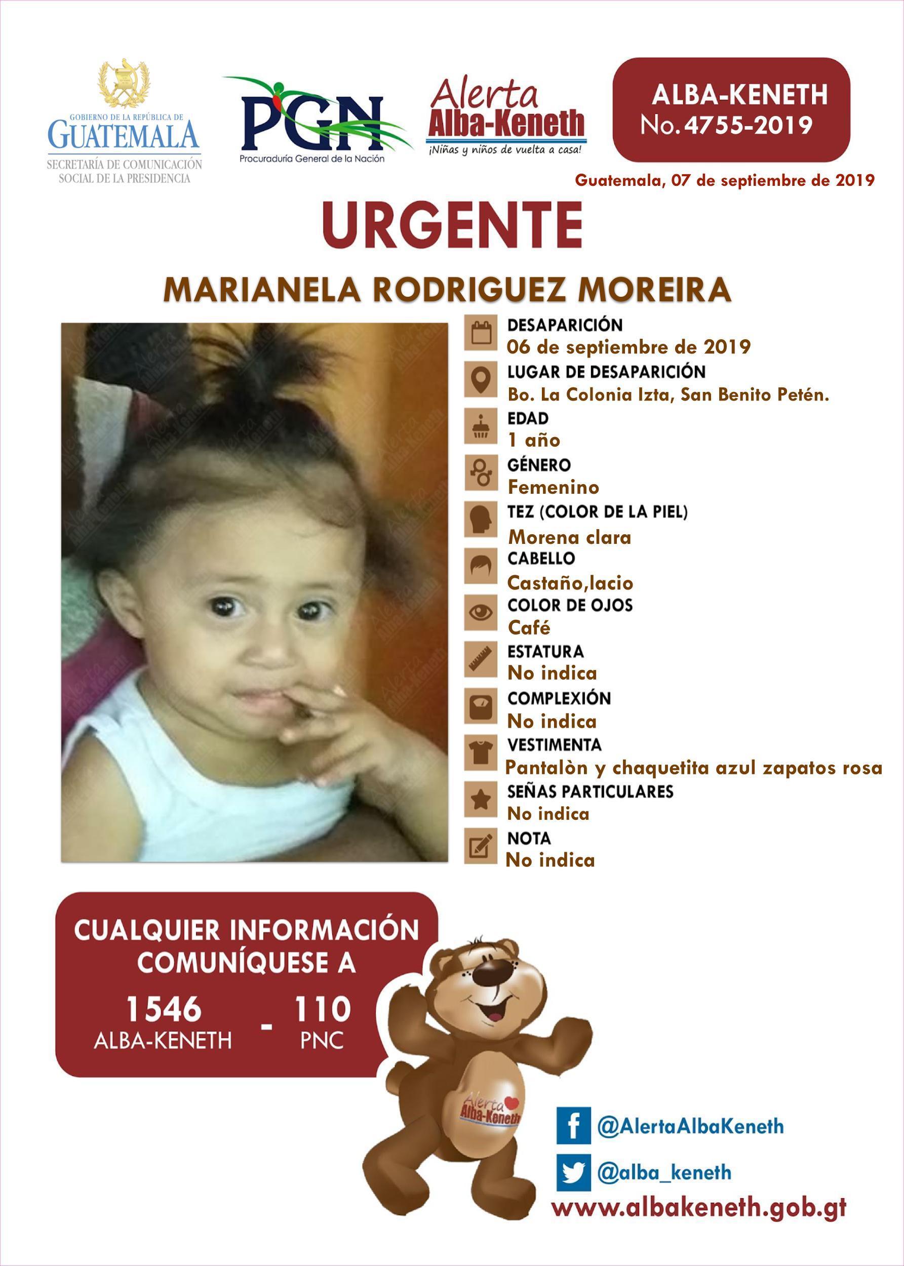 Marianela Rodriguez Moreira