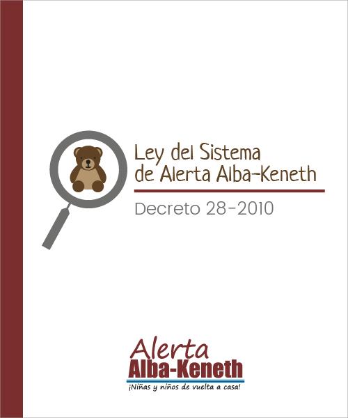 Ley del Sistema de Alerta Alba-Keneth